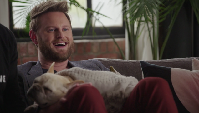 R.I.P. Bruley, Queer Eye's adorable canine mascot