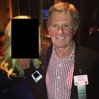 Illustration for article titled Steve Spurrier Is In Disguise