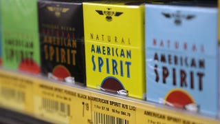 "The FDA Is Cracking Down on American Spirit and So-Called ""Natural"" Cigarettes"
