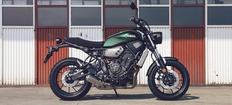 The Yamaha Xsr700 Is The Ducati Scrambler Competitor We Ve