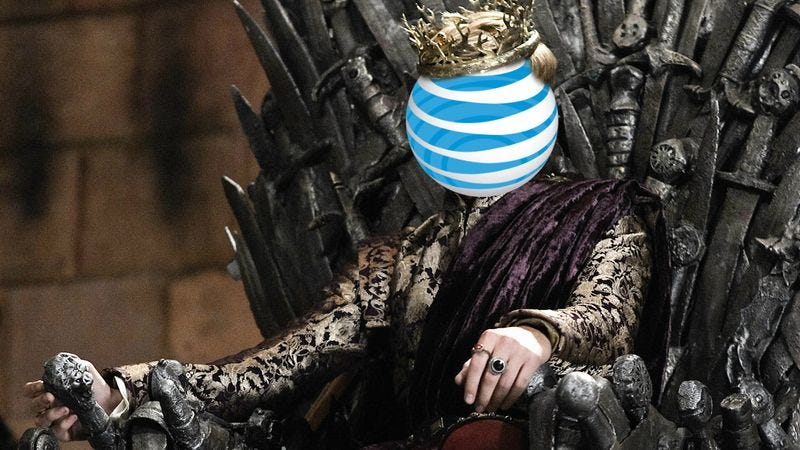 (Images: Game Of Thrones/AT&T)