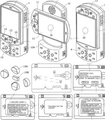 Sony ericsson shows off its psp phone design if anyones capable of making a gaming phone worth buying id put my money on sony ericsson their recent patent shows the blueprints for what looks like malvernweather Images