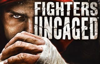 Illustration for article titled UFC Sues Ubisoft Over Two Words On The Back Of A Bad Game