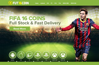 Illustration for article titled Get Free FIFA 16 Coins On FUT16COIN.com
