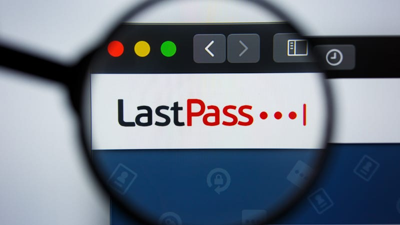 To Avoid a Security Bug, Make Sure You're Running the Latest Version of the LastPass Extension