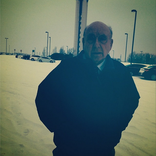 Illustration for article titled This Photo Of Dick Vitale Is Art