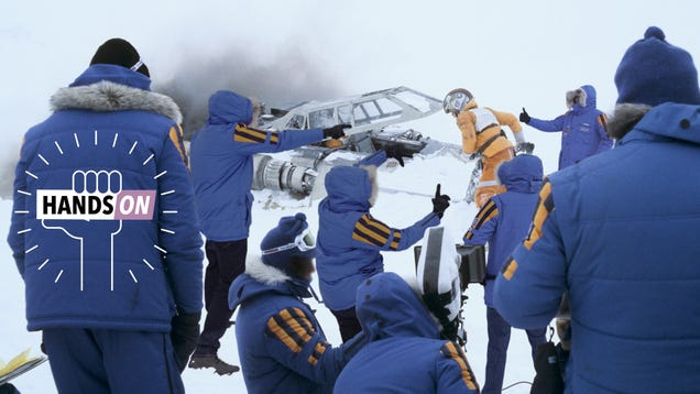 The Empire Strikes Back s Rare Filming Parkas Have Been Recreated by Columbia