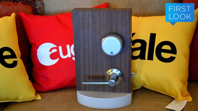 August Looks Like It s Made the Perfect Smart Lock for Apartment Dwellers (and Anyone Else)