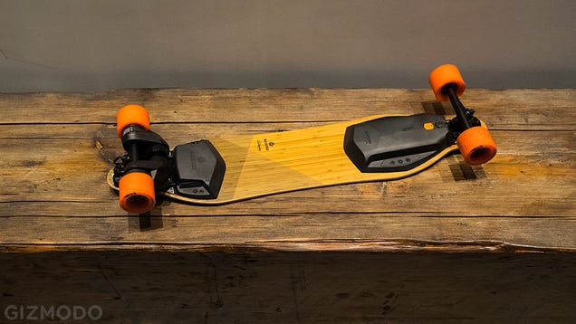Fire Hazard  Electric Skateboards Recalled After Two Boards Spew Smoke