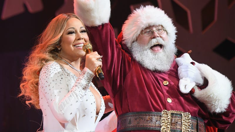 Photo: Jeff Kravitz/FilmMagic for Mariah Carey via Getty Images