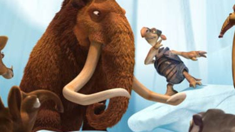 Illustration for article titled Ice Age: The Meltdown