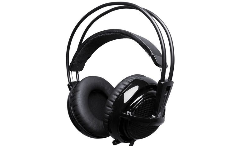 Illustration for article titled The 'ridiculously comfortable' SteelSeries Siberia V2 is less than $72
