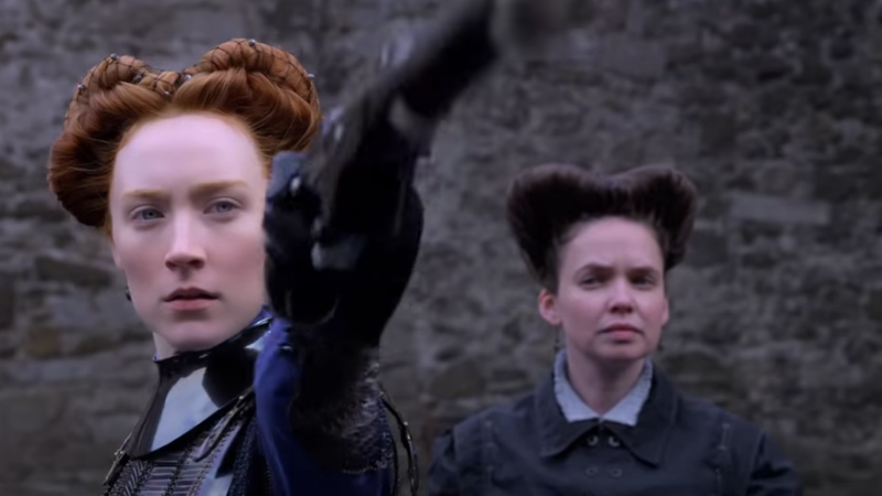 Illustration for article titled Should We Root for a Monarch inMary Queen of Scots?