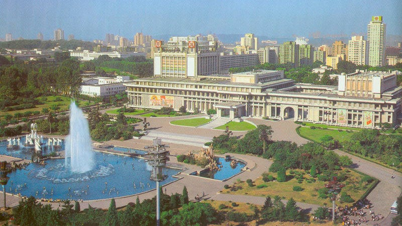 Modern Architecture City north korea's modern architecture, designs from an alternate universe