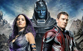 Así lucen Apocalipsis, Psylock y Storm en X-Men: Apocalypse