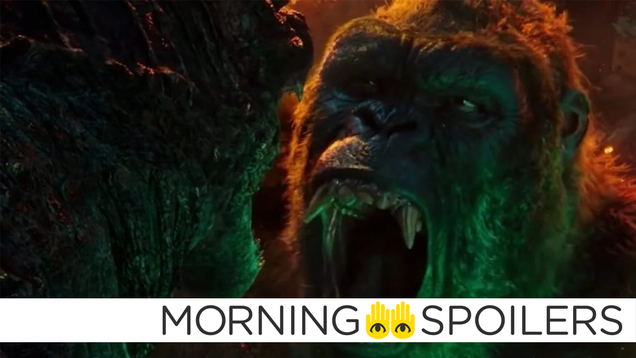 Updates From Godzilla vs. Kong, Space Jam: A New Legacy, and More