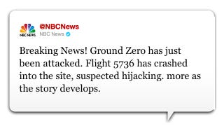 Illustration for article titled NBC News' Twitter Feed Hacked with Fake Terrorist Attack (Updated)