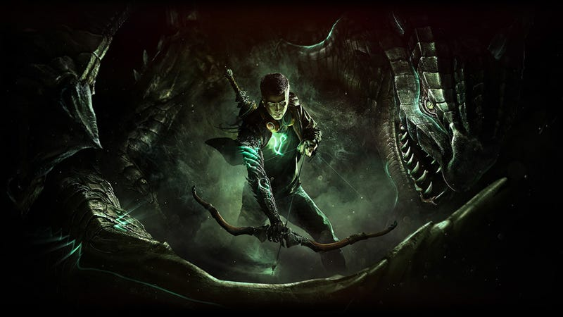 Illustration for article titled Scalebound is Platinum Games' First Stab at Fantasy