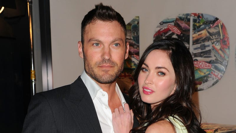 Illustration for article titled Megan Fox Had a Secret Baby, I Guess? Like, in September?