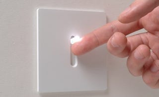 Illustration for article titled Light Switch Electrocutes You Greener