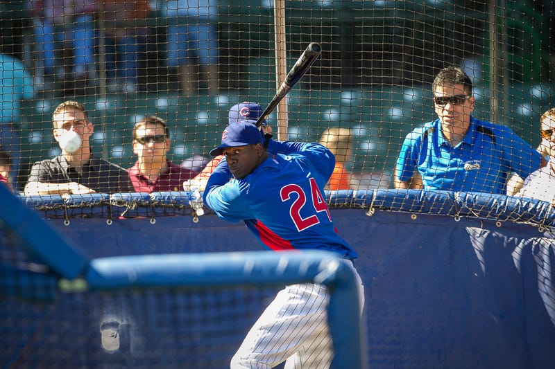 Illustration for article titled Cubs Prospect Jorge Soler Attacked The Opposing Dugout With A Bat Tonight