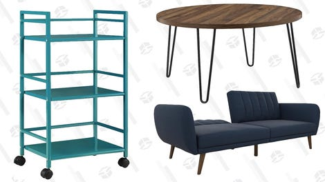 4b6301f26c This One-Day Furniture Sale Has Great Looking Pieces at Back-to-School  Prices