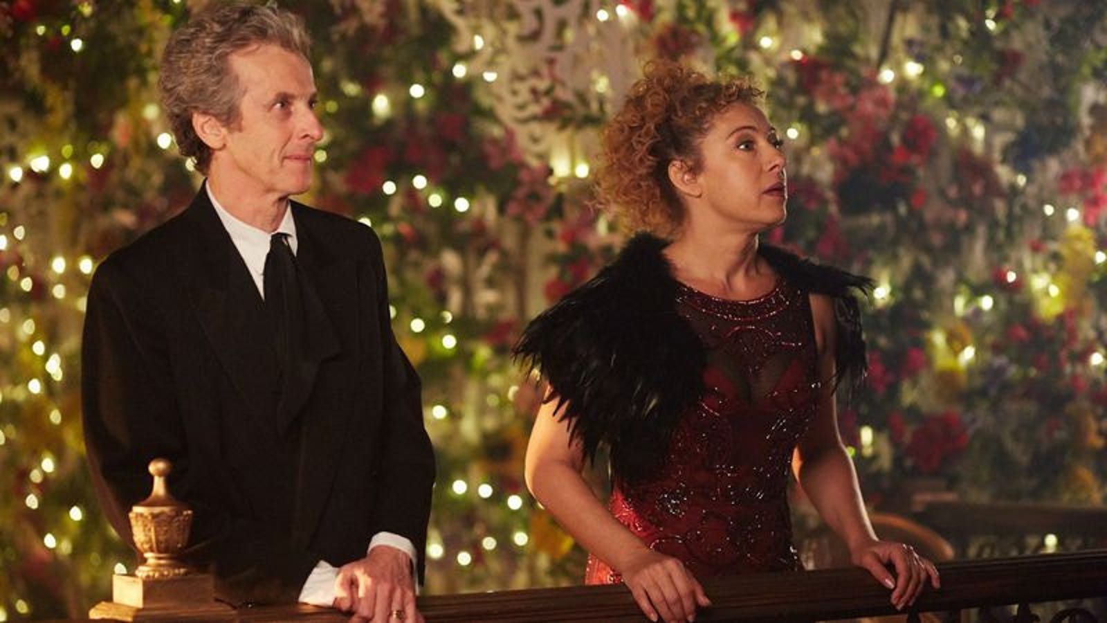 A deeply silly Doctor Who reunion takes an emotional turn