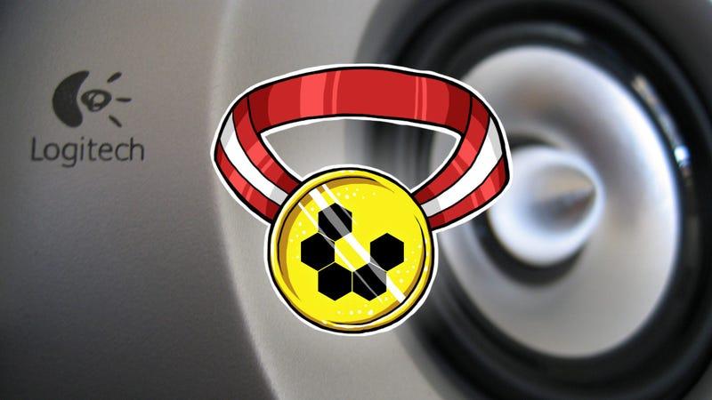 Illustration for article titled Most Popular 5.1 Surround Speaker Set: Logitech Z-5500