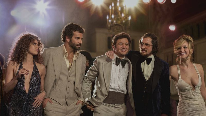 Illustration for article titled The New York Film Critics Circle gathered 'round to award everything to American Hustle