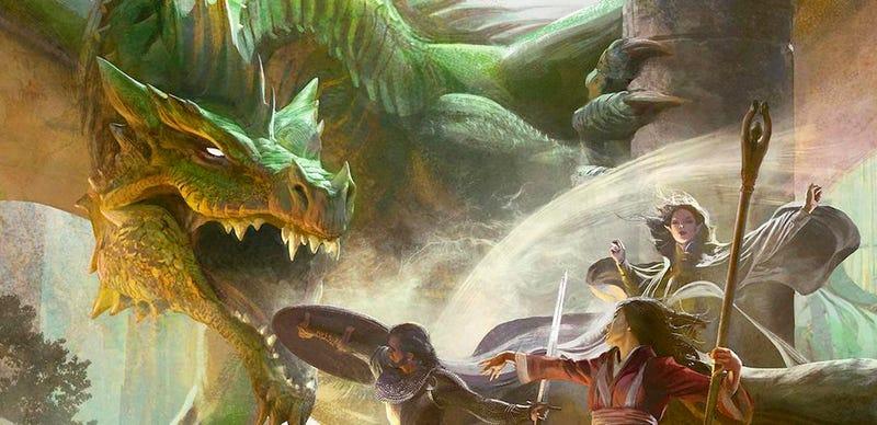 Illustration for article titled Entre el hype y el terror: la nueva película de Dungeons & Dragons ya tiene director