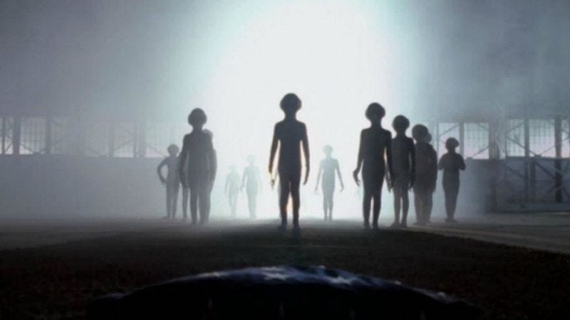 An unassuming couple's drive home launched a generation of UFO speculation