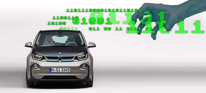 Illustration for article titled Millions Of 'Connected' BMWs Were Possibly Using Unencrypted Data