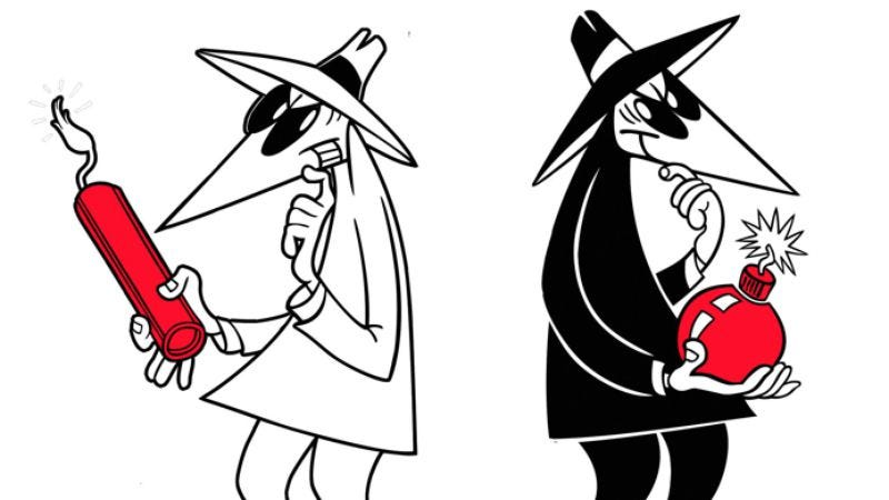 Illustration for article titled Ron Howard developing live-action Spy Vs. Spy movie