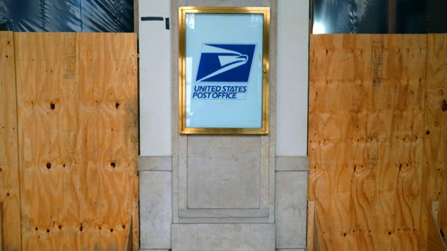House Releases Bill to Keep the USPS Alive Until After the Election