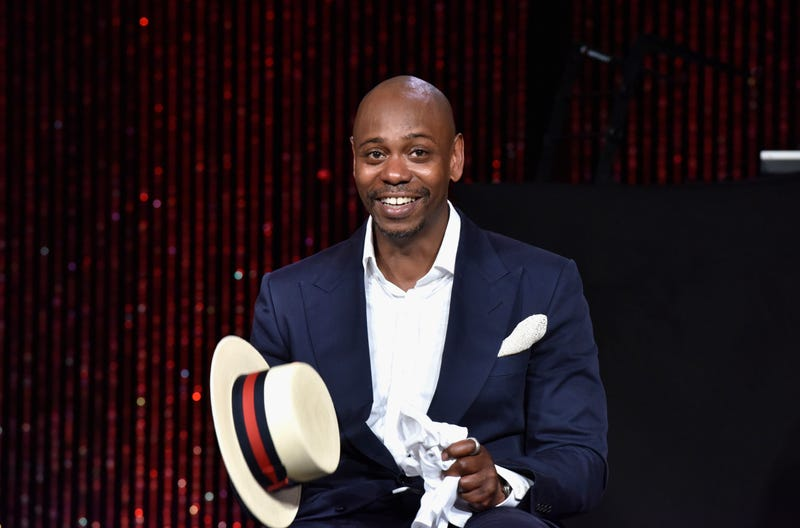 Dave Chappelle in 2015 Eugene Gologursky/Getty Images for Bombay Sapphire Gin