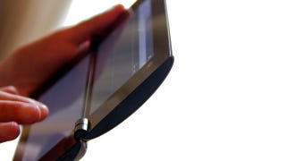 Illustration for article titled Sony's Clamshell S2 Tablet Is Now the Tablet P