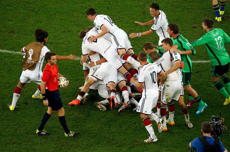 Illustration for article titled Megérdemelték a németek a vb-győzelmet? Hát persze, hogy meg!