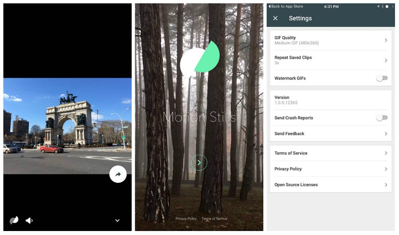 Illustration for article titled Google's New App Makes the iPhone's Live Photos Suck Less
