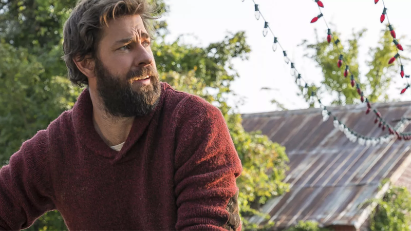 Krasinski will be back for A Quiet Place 2—behind the scenes, at least.