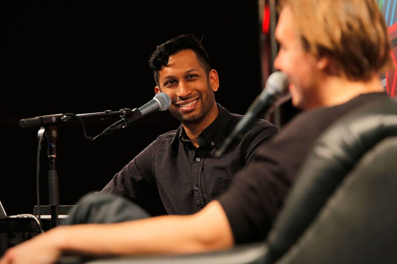 Song Exploder host Hrishikesh Hirway. Photo: Getty Images