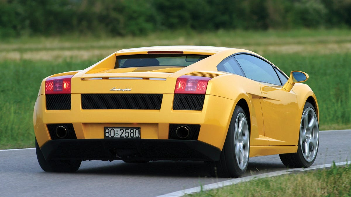 The Lamborghini Gallardo Is Aging Really Well