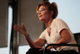 Illustration for article titled Sarah Palin Backs Out Of Iowa Event Because Of 'Continual Lying'