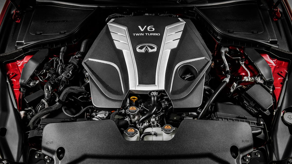 The 2017 Infiniti Q60 Is 400 Hp Twin Turbo New Coupe Hotness Wiring Diagram