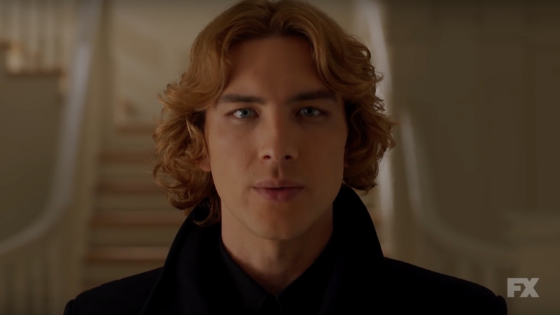 Cody Fern as Michael Langdon, the Antichrist.