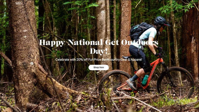 20% Off Full-Price Backcountry Gear & Apparel | Backcountry | Promo code GetOutdoors2019