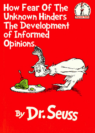 Illustration for article titled If Dr. Seuss books were titled according to their subtext