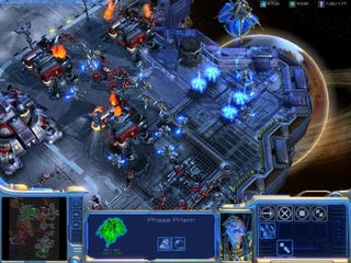 Illustration for article titled Blizzard Wants Starcraft II To Be 'Mom Friendly'