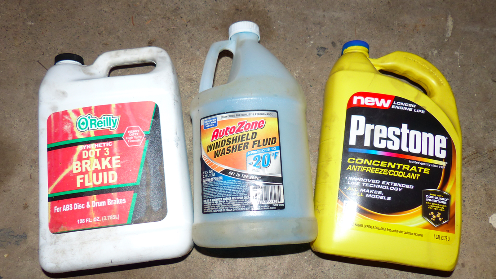 Getting Drunk Could Save Your Life From Automotive Fluid Poisoning Prestone Engine Coolant