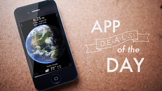 Illustration for article titled Daily App Deals: Get Living Earth HD for iOS for 99¢  in Today's App Deals