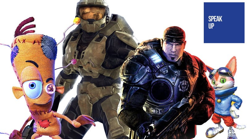 Illustration for article titled Microsoft Could Totally Pull Off Its Own Super Smash Bros. Clone